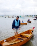 Selway Fisher; Waterman 16 Canoe; Peter Nobes; Serafina